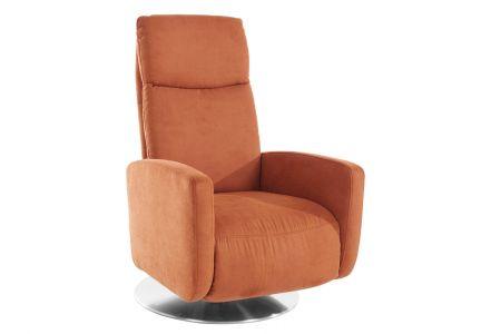 TV krēsls - Capriccio Luxus ar pufu
