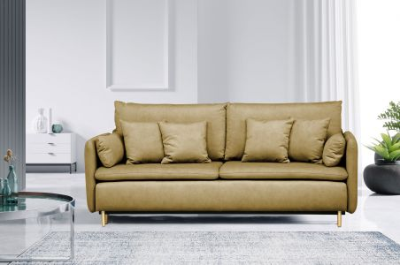 Divvietīgs dīvāns - Asti (Izvelkams ar veļas kasti)