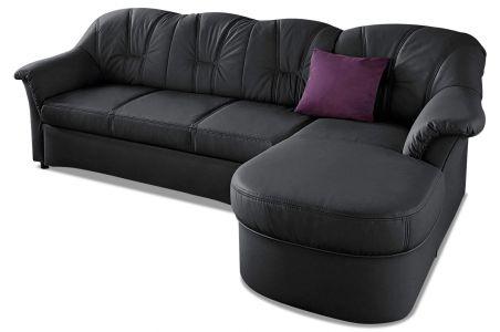 Кожаный Угловый диван - Flores