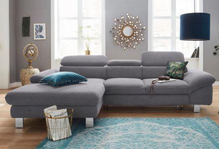 Stūra dīvāns - Driver (Izvelkams ar veļas kasti)