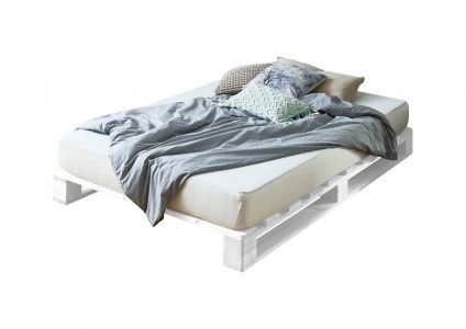 Polsterēta gulta 140x200 - Toscana (Izvelkams)