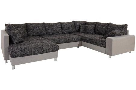 U-образный диван - Tobi (Pаскладной)