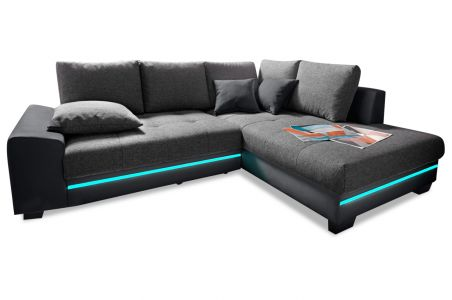 Угловый диван - Nikita (Pаскладной с ящиком для белья)