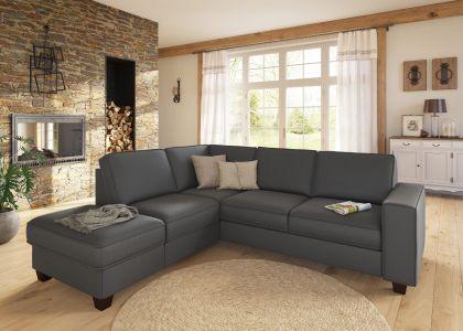 Угловый диван ХL - County (Pаскладной с ящиком для белья)