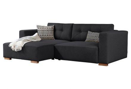 Stūra dīvāns - Heaven S (Izvelkams ar veļas kasti)