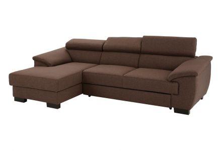Угловый диван - Mika (Pаскладной с ящиком для белья)