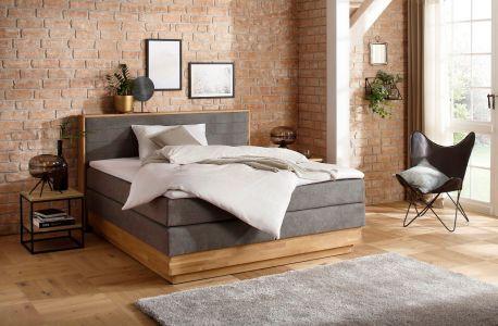 Liela ērts gulta 200 x 200