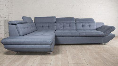 Dīvāns no Vācijas zils