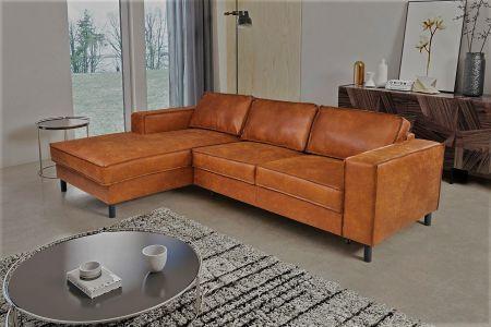 Угловый диван - Celjon (Pаскладной с ящиком для белья)