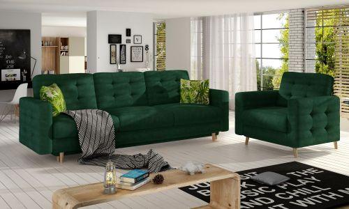 Комплект диванов - Asgard-P (Pаскладной)