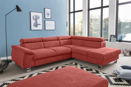 Sarkans dīvāns no vācijas
