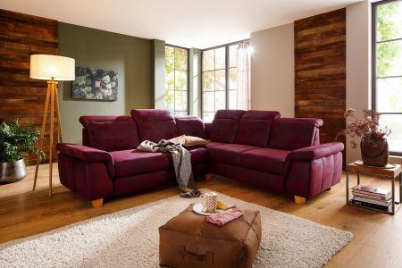 Угловый диван ХL - Dalia (Pаскладной с ящиком для белья)