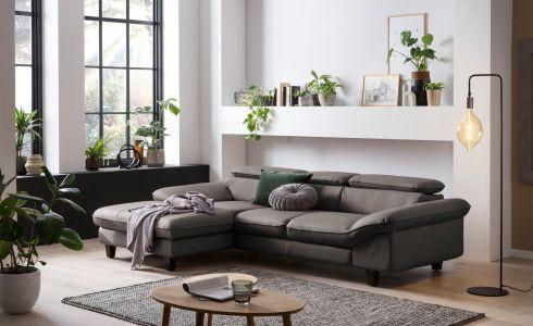 Угловый диван - Pilot (Pаскладной с ящиком для белья)