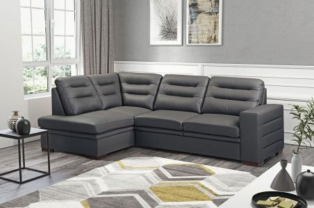 Угловый диван ХL - Caro (Pаскладной с ящиком для белья)