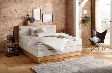 ērta gulta no vācijas bēša