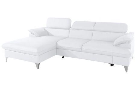 Stūra dīvāns - David (Izvelkams ar veļas kasti)