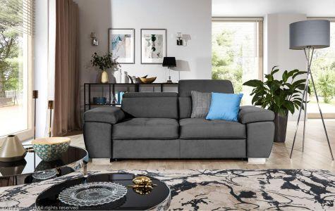 Tрехместный диван - Rosso (Pаскладной с ящиком для белья)