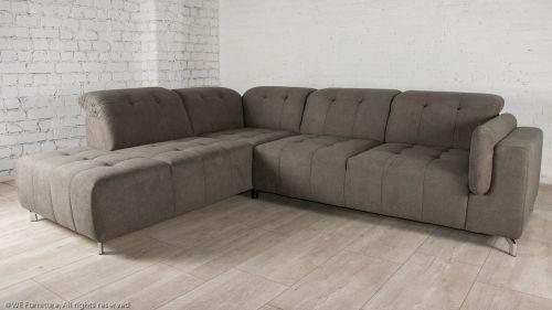 Stūra dīvāns XL - Kiko (Izvelkams ar veļas kasti)