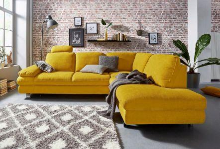 Stūra dīvāns - Manhatan (Izvelkams ar veļas kasti)
