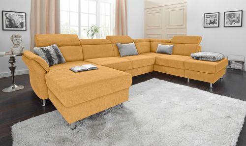 Dīvāns dzeltens avignon