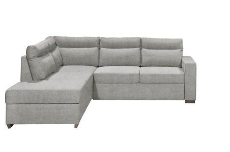 Угловый диван - Itaca (Pаскладной с ящиком для белья)