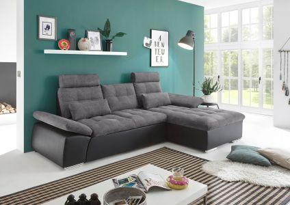 Угловый диван - Jakarta-R (Pаскладной)
