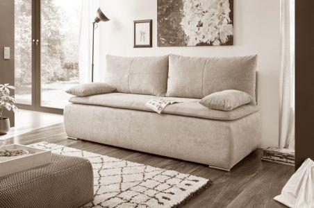 Двухместный диван - Jana (Pаскладной с ящиком для белья)