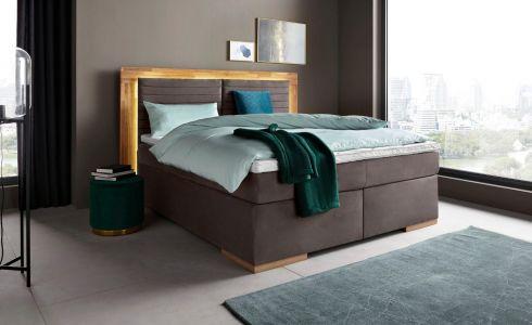 Kontinentālā gulta 200x200 - Cub