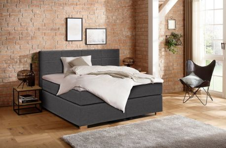 jauna gulta ar matraci 160x200