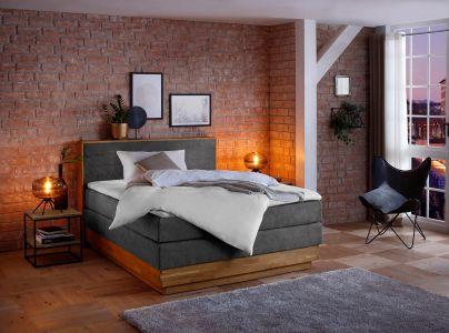 gulta ar matračiem - 160x200