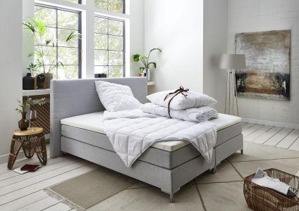 Боkспринг кровать 160x200 - Cleo