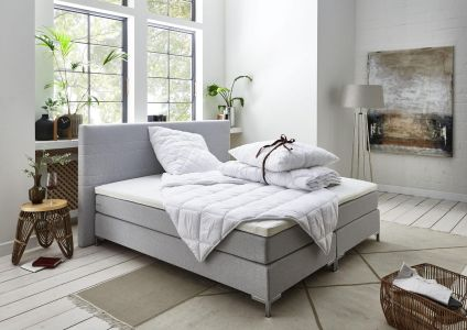Kontinentālā gulta 160x200 - Cleo