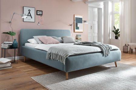 Boxspring bed 160x200 - Mattis