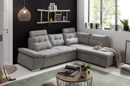 Угловый диван - Nalo (Pаскладной)