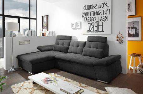 Stūra dīvāns - Nalo (Izvelkams)
