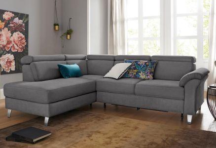 Dīvāns pelēks ar labu audumu