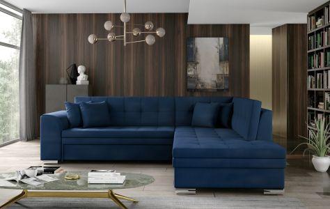 Угловый диван - Pieretta (Pаскладной)