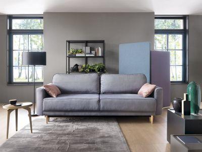 Trīsvietīgs dīvāns - Riga (Izvelkams ar veļas kasti)