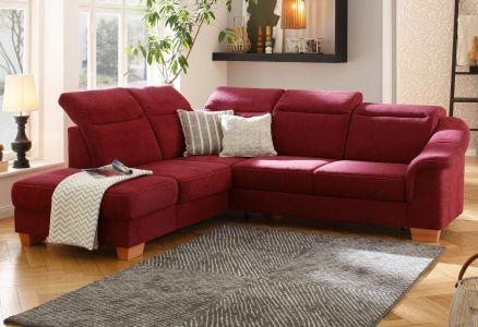 Oranžs stūra dīvāns no vācijas