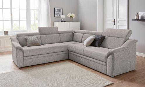 Gaiši pelēks dīvāns
