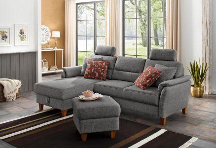 Pelēks stūra dīvāns no vācijas