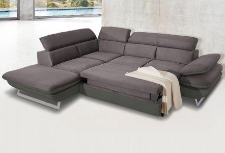 jauns stūra dīvāns ar labu audumu