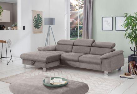 Dīvāns pelēks ērts