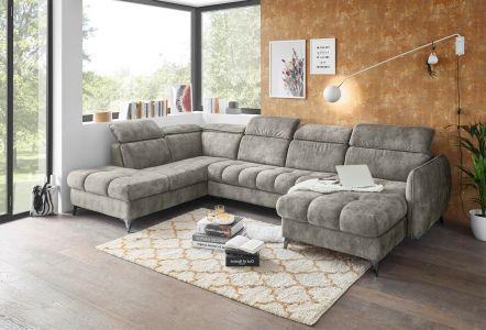 U-образный диван - Togo (Pаскладной с ящиком для белья)
