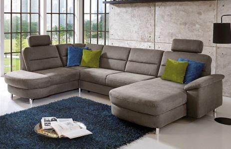 U formas dīvāns