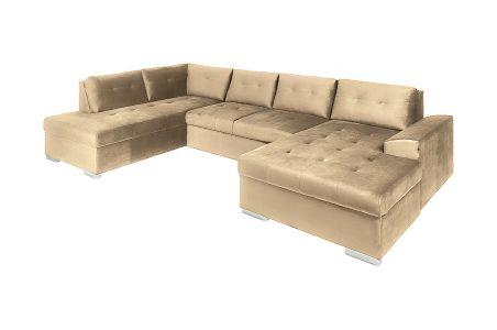 Dīvāns bēšā krāsā