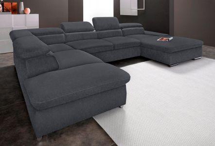 Dīvāns ar alkantara audumu