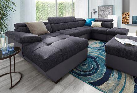 Ērts liels dīvāns