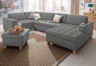 Liels jauns dīvāns we mēbeles