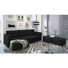 Stūra dīvāns - Kaito (Izvelkams)